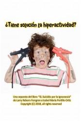 ¿Tiene solución la hiperactividad? Book