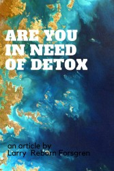 Are you in need of a detox Article