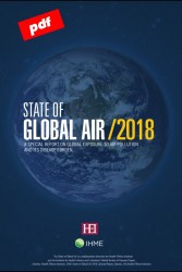 State of global air: 2018 Report